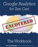Google Analytics for Zen Cart Workbook