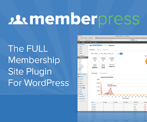 MemberPress Wordpress Membership Site Plugin